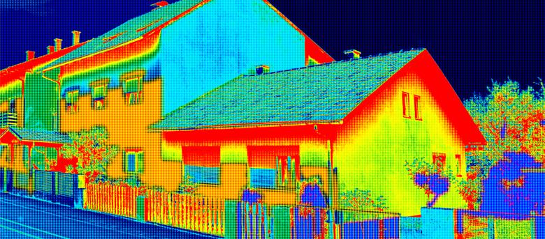 Warmteverlies dak