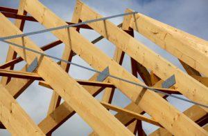 Opbouw hellend dak