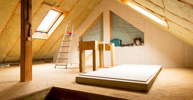 Waarom hellend dak isoleren?