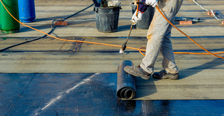 Voordelen bitumen dakbedekking