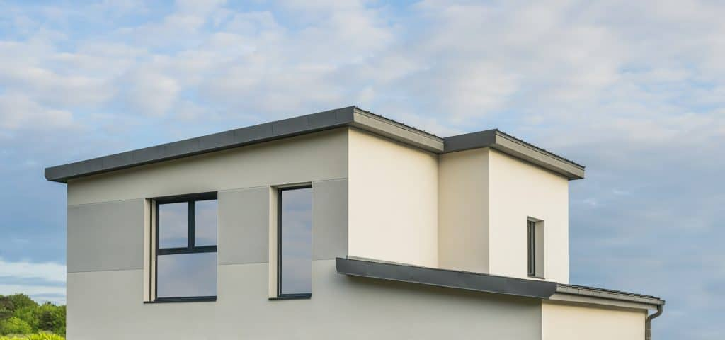 Plat dak vernieuwen